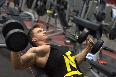 筋トレ初心者の方にオススメな大胸筋のトレーニングとは?