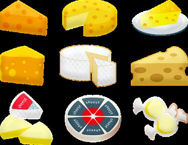 チーズ好きに減量の救世主!!食べても脂肪がつきにくいチーズとは!?